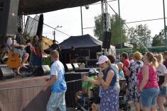Odpust Markvartovice 2019 - fotografie z 16. června