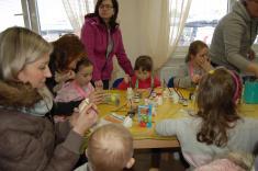 Velikonoční jarmark aneb vítání jara v Markvartovicích