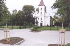 Kaple poopravě