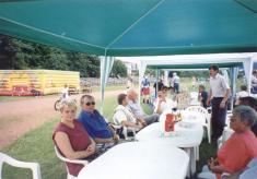 Z oslav 625.výročí založení obce (r. 2002)