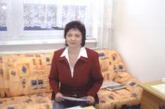 Ředitelka MŠ Dagmar Balgarová