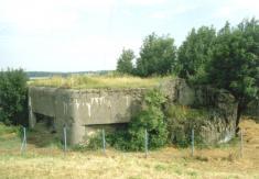 Pozůstatky bývalého opevnění