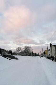 Zima 2021 v Markvartovicích