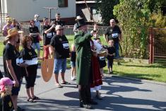 1. Strassenfest Markvartovice - Lipová
