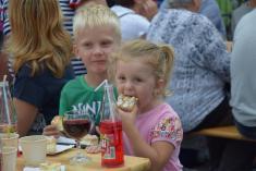 Krmášové koláčobraní 13. září